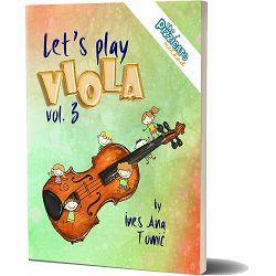 Ines Ana Tomić: Let's Play Viola vol.3