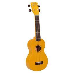 Korala sopran ukulele UKS-30-YE s torbom