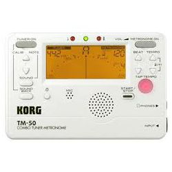 Korg TM-50 Tuner & Metronom