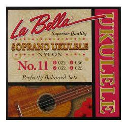 La Bella 11 žice za sopran ukulele