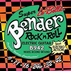La Bella Bender žice za el. gitaru 09-42