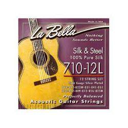 La Bella žice za 12-žičanu akustičnu gitaru 710-12l