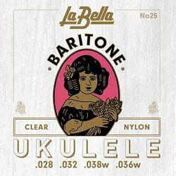 La Bella žice za bariton ukulele 25
