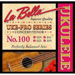La Bella žice za concert/tenor ukulele 100
