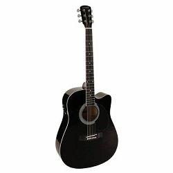 Nashville elektro akustična gitara GSD-60-CEBK
