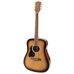 Richwood akustična gitara RD-12L-SB - za ljevake