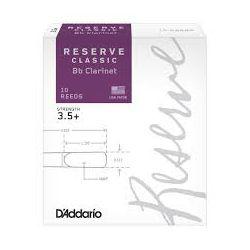 Rico Reserve Classic trske za Bb klarinet br. 3,5+