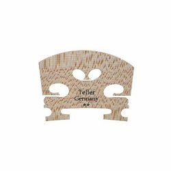 Teller violinski konjić 4/4 - oblikovani