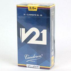 Vandoren trske za Bb klarinet V21 br. 3,5+