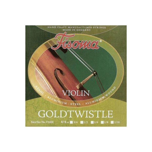 Fisoma žice za violinu Goldtwistle 4/4