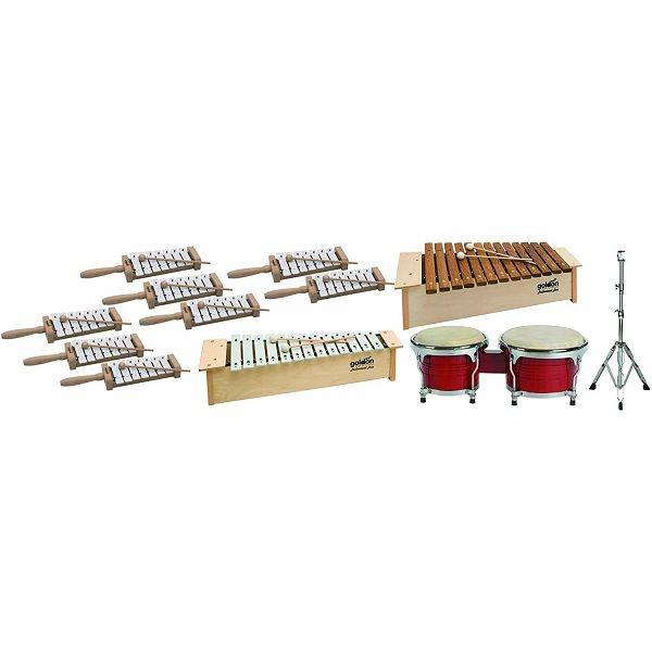Goldon percussion set 31720