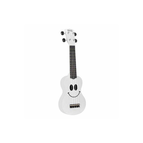 Mahalo sopran ukulele USMILE/WT s torbom